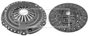 Saab 9-3 2.2 TiD kuplungszett