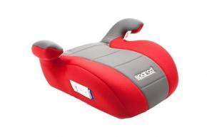 Sparco ülésmagasító, piros szürke