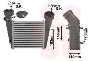 Skoda / Volkswagen 1.8 T / 1.9 TDI Intercooler