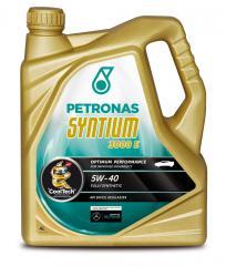 PETRONAS SYNTIUM 3000 E 5W-40  4 liter