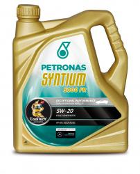 PETRONAS SYNTIUM 5000 FR5W-20 4 liter