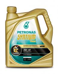 PETRONAS SYNTIUM 7000 0W-40 4 liter