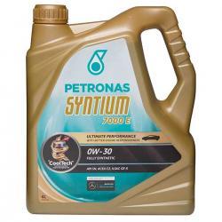 PETRONAS SYNTIUM 7000 E 0W-30 4 liter