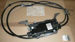 Renault Espace IV 2002-2015 elektromos kézifék készlet motorral együtt
