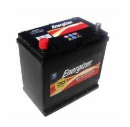 Energizer 45ah Bal + 300A akkumulátor 219X135X225 Japán / Ázsia