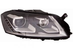 Volkswagen Passat B7 2010-2015 D3S + LED kanyarkövető Bi-Xenon fényszóró jobb