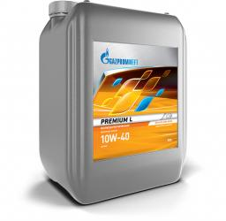 Gazpromneft Premium L 10W-40 20 liter