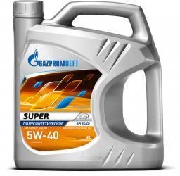 Gazpromneft Super 5W-40 4 liter