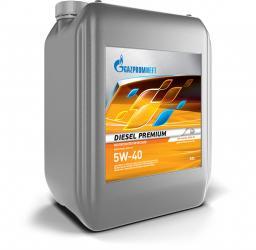 Gazpromneft Diesel Premium 5W-40 20 liter