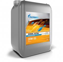 Gazpromneft Diesel Extra 20W-50 20 liter