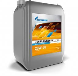 Gazpromneft Turbo Universal 20W-50 10 liter