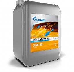 Gazpromneft Turbo Universal 20W-50 20 liter