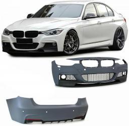 BMW 3 F30 Első + hátsó lökhárító készlet M-Performance