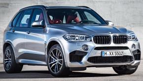 BMW X5 F15 első + hátsó lökhárító készlet F85 design X5M