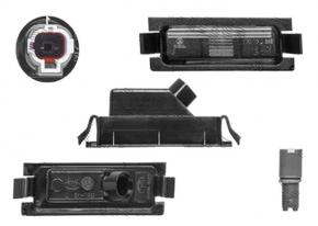 Kia Pro Ceed 2006-2012 jobb rendszámtábla világítás