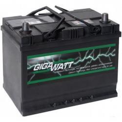 Bosch Gigawatt 68 Ah akkumulátor, ázsiai modellekhez