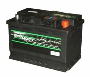 Bosch Gigawatt 70 Ah akkumulátor