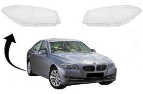 BMW 5 F10 / F11 Jobb fényszóró búra