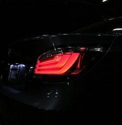 BMW 5 E60 2003-2007 hátsó LED tuning lámpa készlet