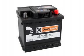 Omnicraft 45 Ah akkumulátor