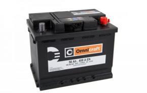 Omnicraft 56 Ah akkumulátor