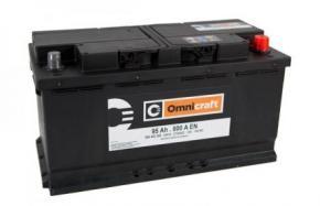 Omnicraft 95 Ah akkumulátor