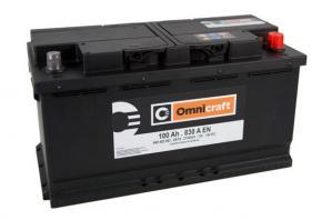 Omnicraft 100 Ah akkumulátor