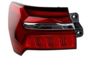 Audi A6 C6 2018-tól kombi bal hátsó külső lámpa