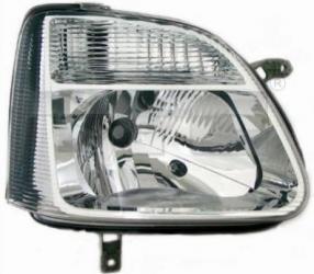 Opel Agila / Suzuki Wagon R+ jobb első fényszóró 2002-2008