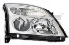 Opel Signum / Vectra C bal első fényszóró 2002-2009
