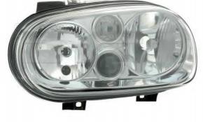 Volkswagen Golf IV bal oldali ködlámpás fényszóró