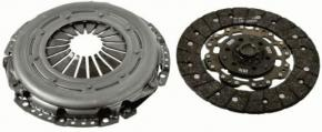 Ford 1.6 TDCi /  Mazda 1.6 CD / Volvo 1.6 D2 kuplungszett