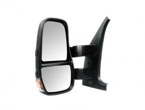 Iveco Daily 2006-2011 külső visszapillantó tükör bal - rövid karos