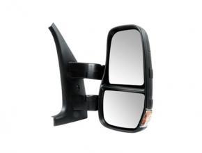 Iveco Daily 2006-2011 külső visszapillantó tükör jobb - rövid karos